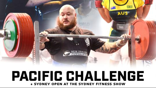 Home - Oceania Powerlifting Federation